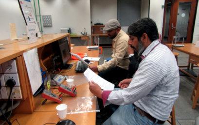 Khwaja Fareed Post Graduate College visits Physlab