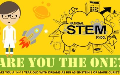 STEM school (27 December, 2016 – 5 January, 2017)