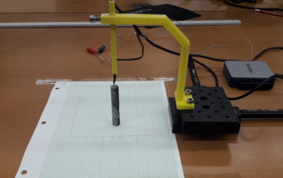 Construction of a magnetic field mapper
